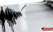 Muğla'da 4.0'lık korkutan deprem