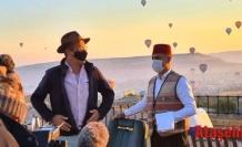 Kapadokya, CNN International'da Tanıtıldı