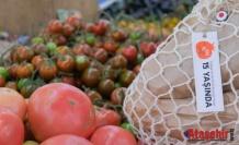 Türkiye'nin ilk ekolojik pazarı 15 yaşında