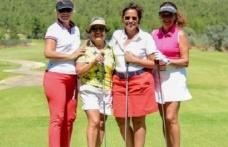 Kadınlar golf turnuvası Bodrum'da yapıldı