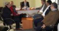 İst. Mv. Kadir Öğüt Ataşehir Engelli günü ziyareti