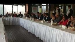 Ataşehir Belediye Başkanı Battal İlgezdi'nin muhtarlara Yaptığı Konuşma