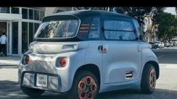 Mini Araba, Citroen Ami, Türkiye'ye geldi