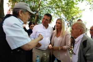Ekrem İmamoğlu Ataşehir'deki Darülacezeyi ziyaret etti