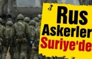 Rus askerlerin Suriye'ye gönderilmesine parlamentodan...