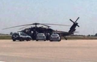 9 FETÖ'cü asker helikopterle Türkiye'ye...