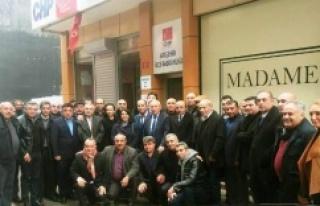 Sivas İmranlı Dernekler Federasyonu'ndan CHP...