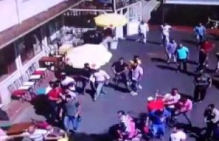 Büyükada'da Kavga 19 yaralı