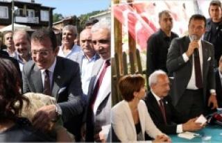 """İMAMOĞLU: """"İSTANBUL'UN KÖYLERİ ÜRETECEK..."""