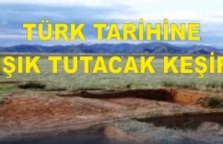 MOĞOLİSTAN'DA TÜRK TARİHİNE IŞIK TUTACAK...