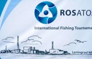 ROSATOM'un İlk Uluslararası Balıkçılık Turnuvası...