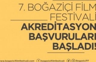 Boğaziçi Film Festivali'ne Akreditasyon ve Gönüllü...