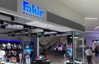 Fakir Hausgerater Yeni Mağazasıyla Metropol Avm'de