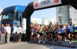 Ford Otosan Eskişehir Kurtuluş Yarı Maraton'u...