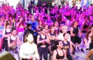 INT'l Sports Wellness Show Ataşehir'de...