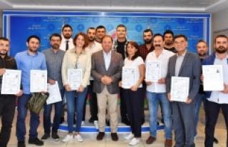 Maltepe'de 3 bin 649 iş yeri ruhsatına kavuştu