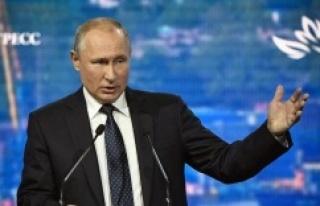 Putin: Türkiye, G7'ye Alınmalı