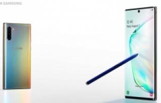 Samsung, Galaxy Note10'un Tasarımını Nasıl Yeniden...