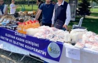 Ataşehir Kent Konseyi 2 Ataşehir Gıda Şenliği...