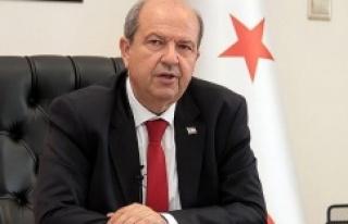 """Tatar: """"Akıncı'nın söyledikleri Kıbrıs..."""