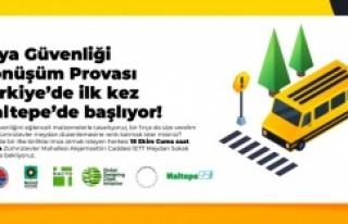 Yaya güvenliği dönüşüm provası Türkiye'de...