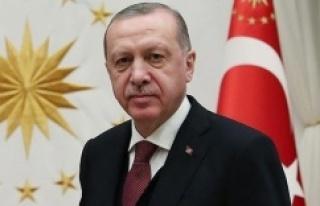 Cumhurbaşkanı Erdoğan'ın 1 Mayıs mesajı