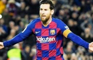 En çok değer kaybeden oyuncu Lionel Messi