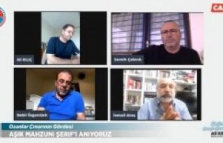 Halk ozanı Aşık Mahzuni Şerif, türküleriyle...