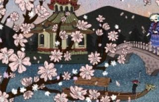 """JAPONYA'YA HEYECAN VERİCİ BİR YOLCULUK: """"SAKURA"""""""