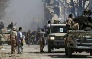 Libya'da Türkiye belirleyici güç oldu