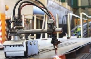 Makine sektörü Avrupa Birliği'nin açılışına...