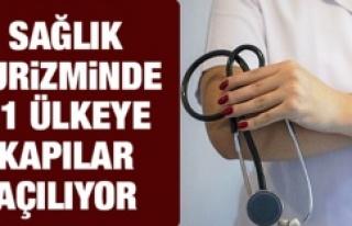 Sağlık Bakanlığı açıkladı: 31 ülkeden hasta...