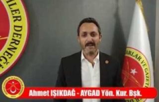 AYGAD'ın Kültür ve Sanat Gazeteciliği Eğitimi...