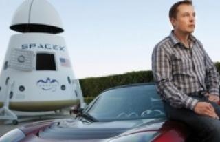 Elon Musk'ın Başarısı Satürn ve Jüpiter'de...