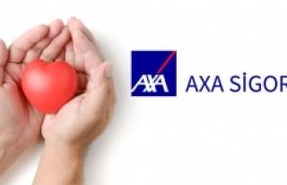AXA Sigorta Tüm Salgın Hastalıkları Teminat Altına...