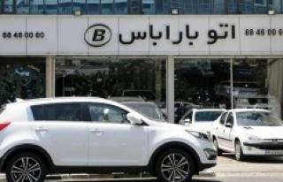 İran'da yerli otomobil üreticileri kurayla...