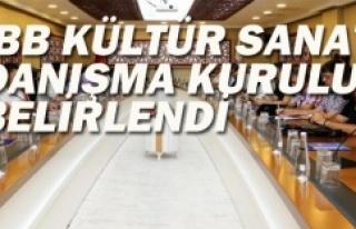 İSTANBUL KÜLTÜR SANAT PLATFORMU DANIŞMA KURULU...