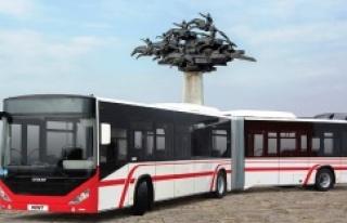 İzmirlileri Otokar otobüsü taşıyacak