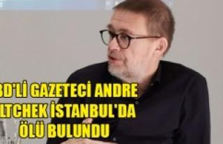ABD'li gazeteci Vltchek, İstanbul'da ölü...