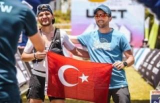 MEHMET SOYTÜRK, KAPADOKYA'DA REKOR KIRMAK İÇİN...