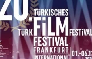 20.Uluslararası Frankfurt Türk Film Festivalinde...