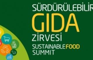 6. Sürdürülebilir Gıda Zirvesi'nde gıdanın...