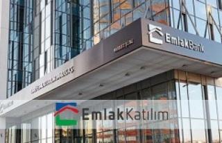 Emlak Katılım'ın 32'nci şubesi Antalya'da...