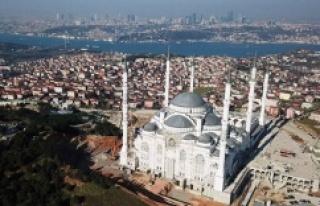 İstanbul'da ilçelere göre cami dağılımı