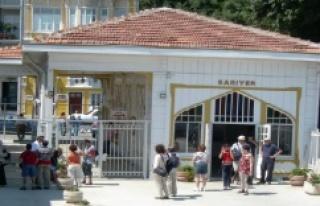 İstanbul'un denize açılan kapısı iskeleler