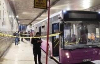 İETT otobüsünü çalıp Kadıköy'den Taksim'e...