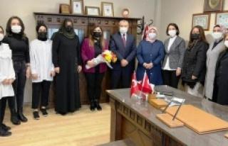 Ataşehir AK Parti'den anlamlı ziyaret