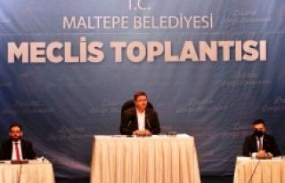Başkan Ali Kılıç'tan Maltepe halkına teşekkür