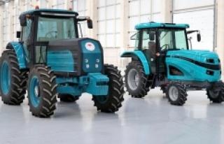 """Elektrikli traktörde"""" seri üretime geçiyor"""