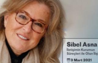 Institut français Türkiye'nin Konuğu Sibel Asna...